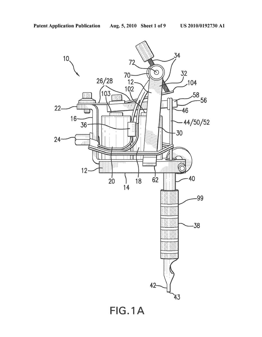 tattoo machine coil wiring diagram