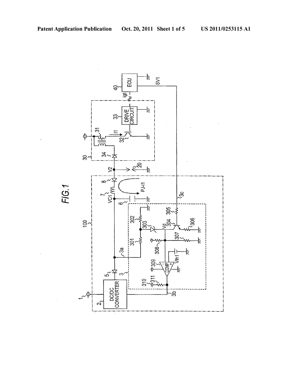 plasma ball power supply