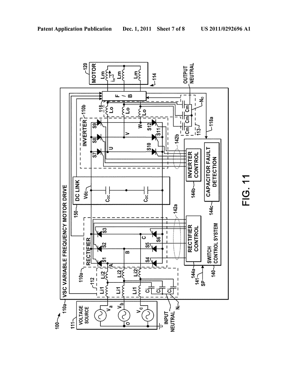 variable frequency drive wiring diagram