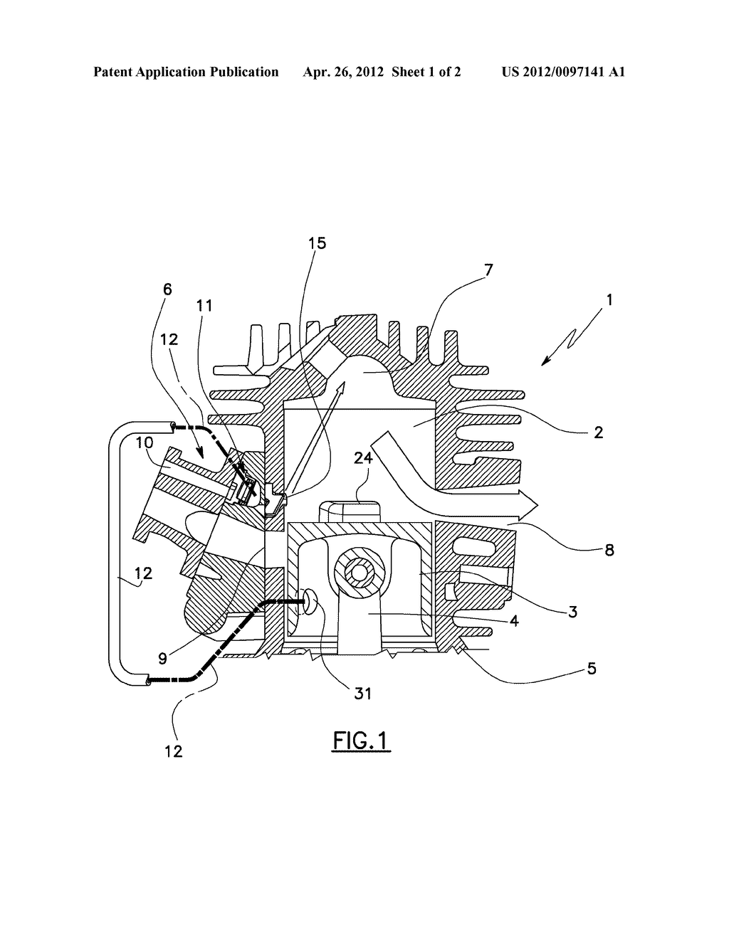 two stroke engine lubrication diagram