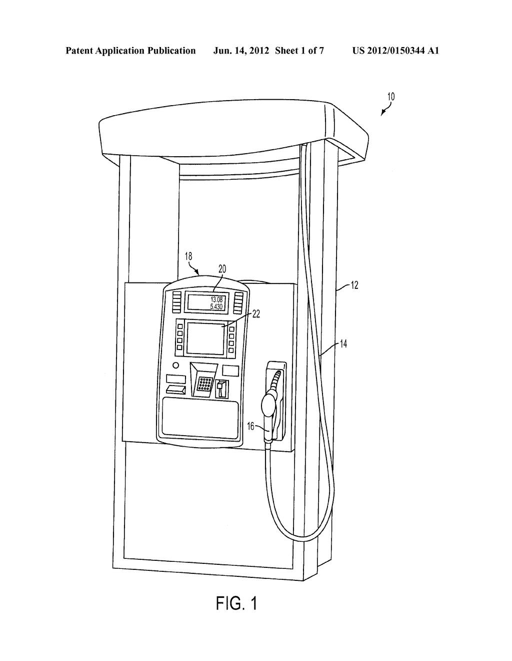 gas station wiring diagram