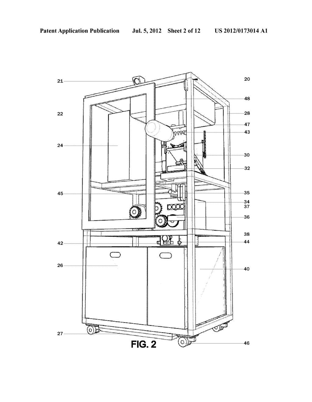 vending machine wiring diagram