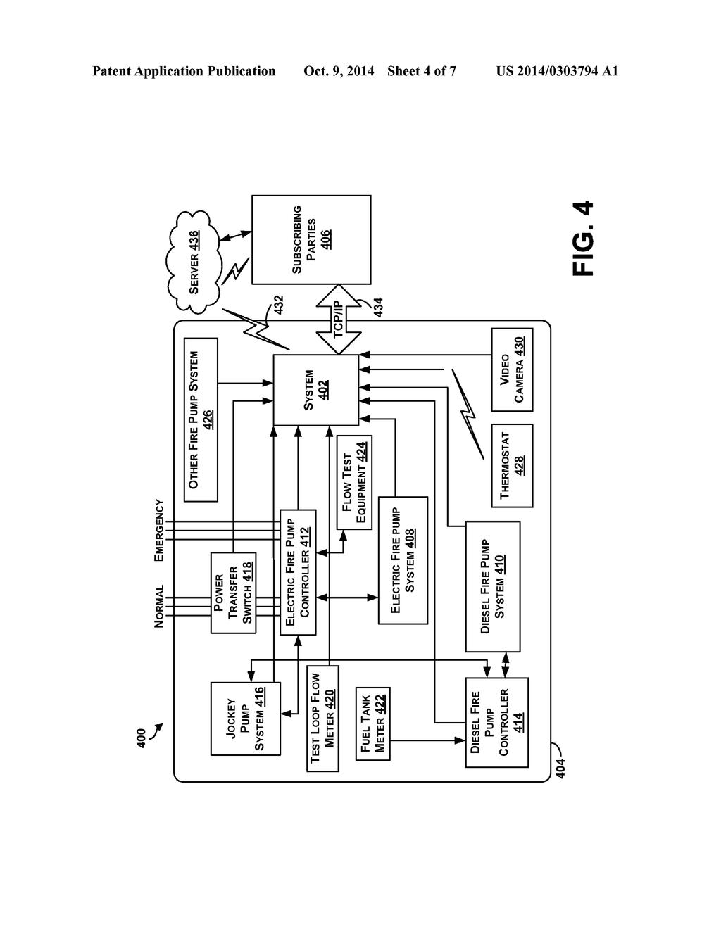 diesel fire pump schematic diagram
