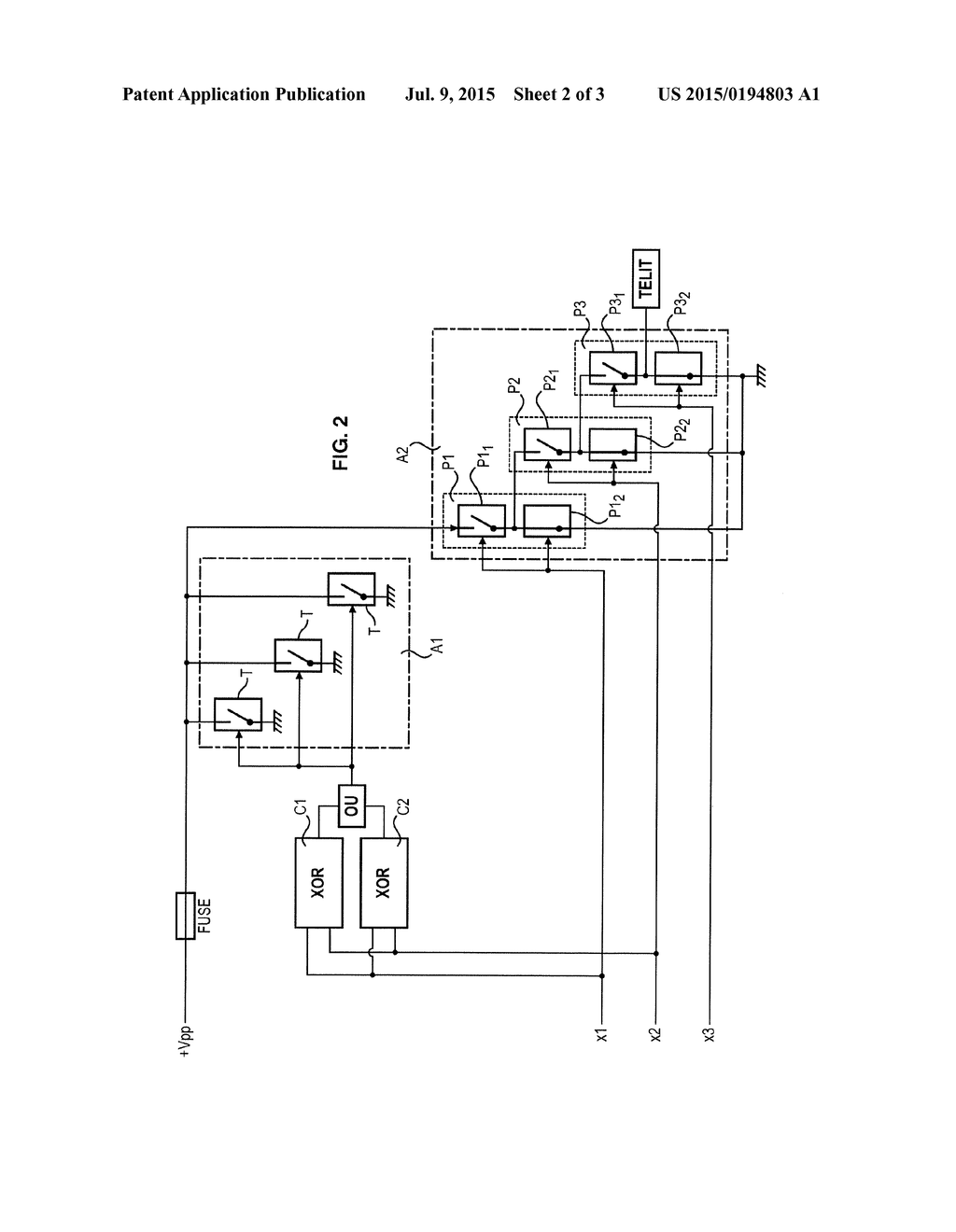logic diagram network