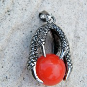 Rad agate stone