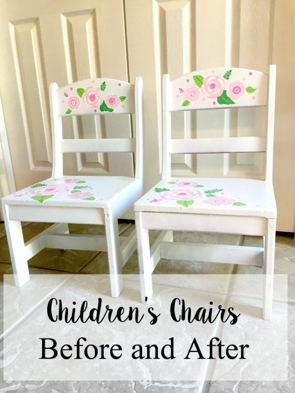 CHildren's Chairs 8