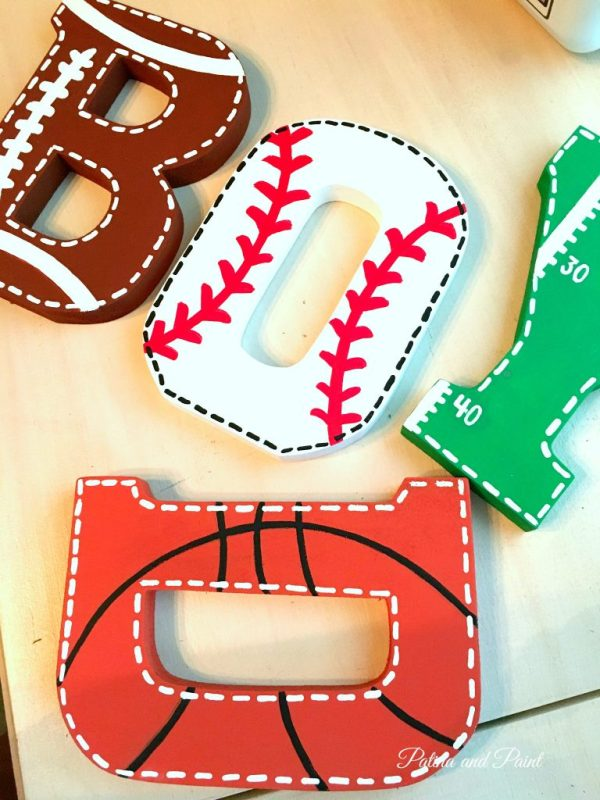 sports letters