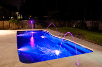 5 Reasons you Need LED Pool Lighting - Patio Pleasures