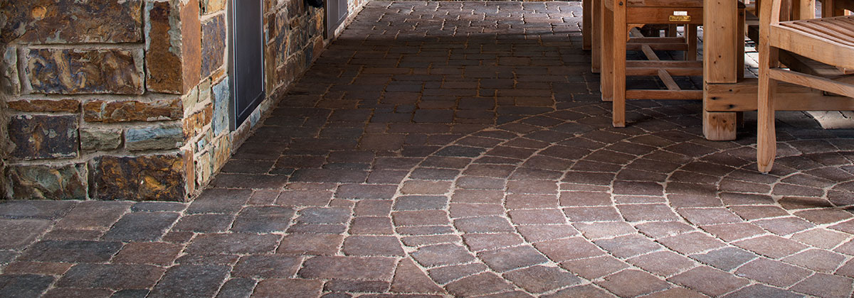 Dublin Cobble Patio Supply Outdoor Living