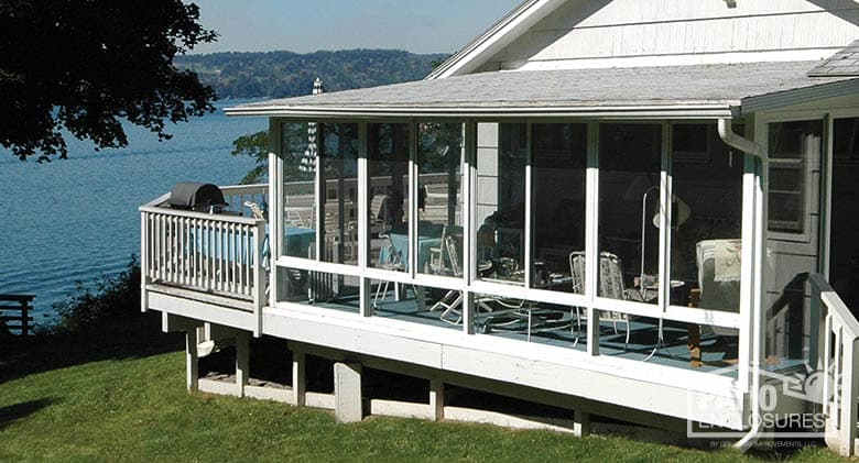 Screen Porch Panels For Sunroom Conversion