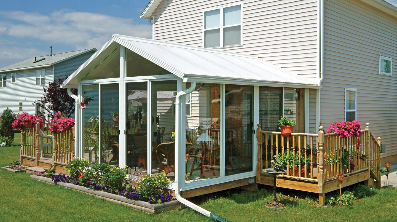 Sunroom Kit Easyroomtm Diy Sunrooms Patio Enclosures