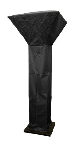 az patio heater cover for commercial square in black - Az Patio Heaters
