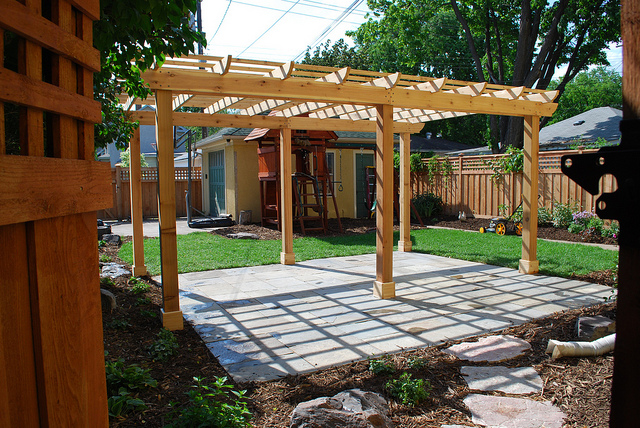 What39s The Difference Between A Pergola And An Arbor