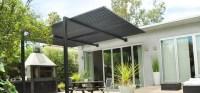 Open Lattice patio covers
