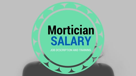Mortician Salary, Job Description and Education - Patmosedu