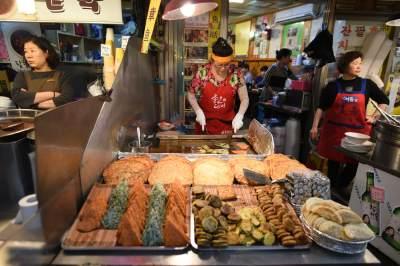 What to eat in Seoul: Part 1/3 ~ Korean street food ...