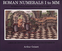 #PictureBookMonth Theme: Numbers :|: Read Roman Numerals I to MM by Arthur Geisert #literacy #mathchat