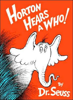 Kids on #KidLit: Allura (age 11) reviews HORTON HEARS A WHO! #literacy #readacrossamerica #elemed