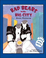 #PictureBookMonth – Bad Bears in the Big City #preschool #edchat #literacy