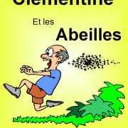 """Conte pour enfants """"Clémentine et les Abeilles"""" une histoire de Patrick Huet. Humour"""