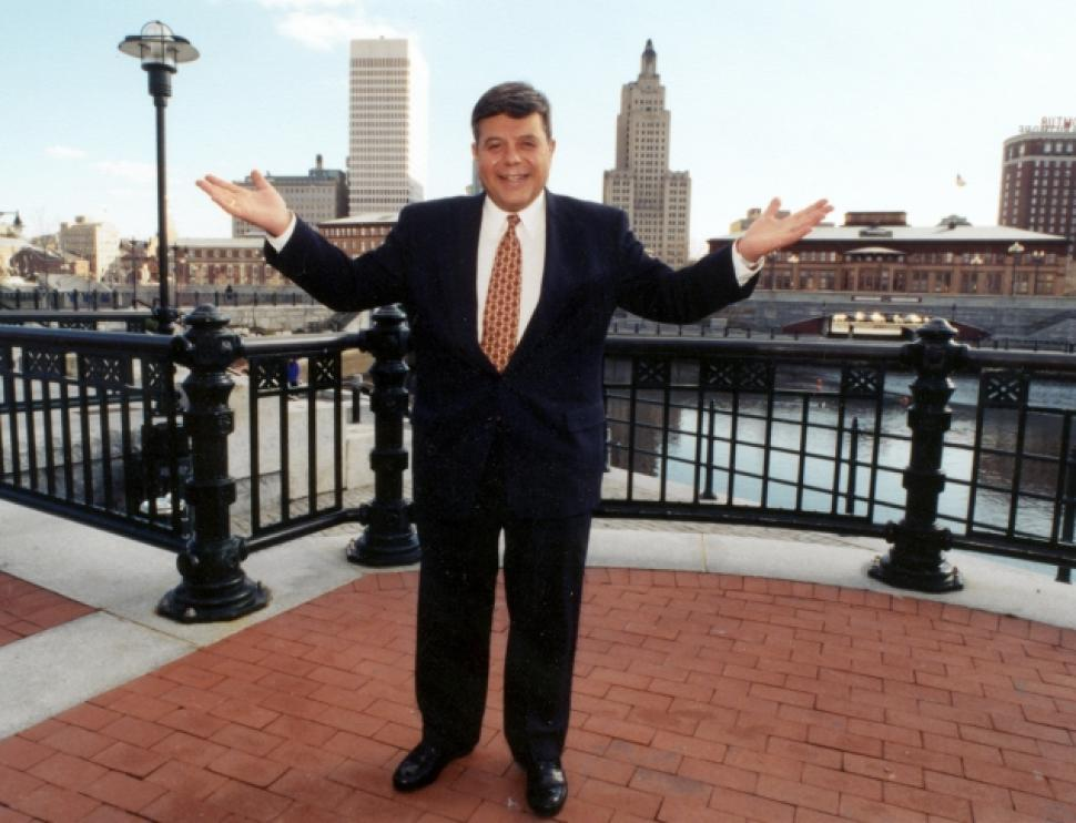 vincent buddy a cianci jr a corrupt political leader Crimetown podcast buddy cianci  from gimlet media centers on the impact of  organized crime and corruption on the city of providence, ri.