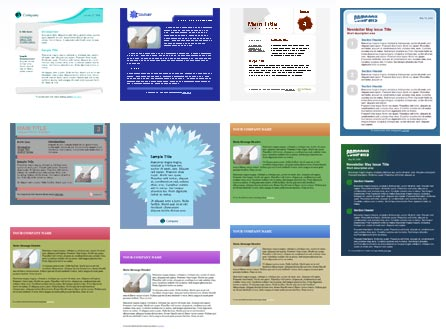 cozy 100 free html email newsletter templates patternhead