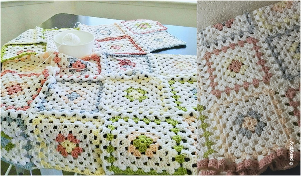Traditional Granny Square Crochet Pattern Ideas