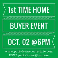 1st time home buyer event! (2)