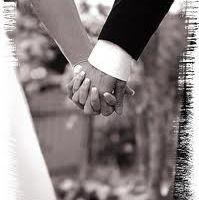 weddingcoupleholdinghands