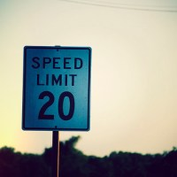 How to Raise the Speed Limit at Your Church