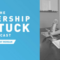 A New Leadership Podcast I'm Listening To