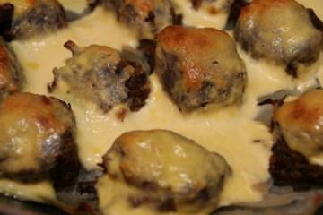 Pot Roast Meatballs