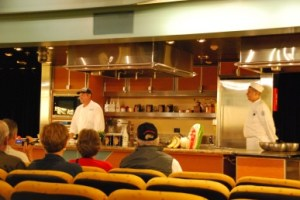 Veendam's Culinary Arts Center
