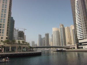 Dubai Marina Bridge