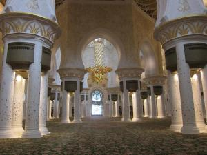 Grand Mosque Interior, Abu Dhabi