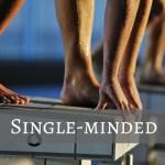 Single-minded