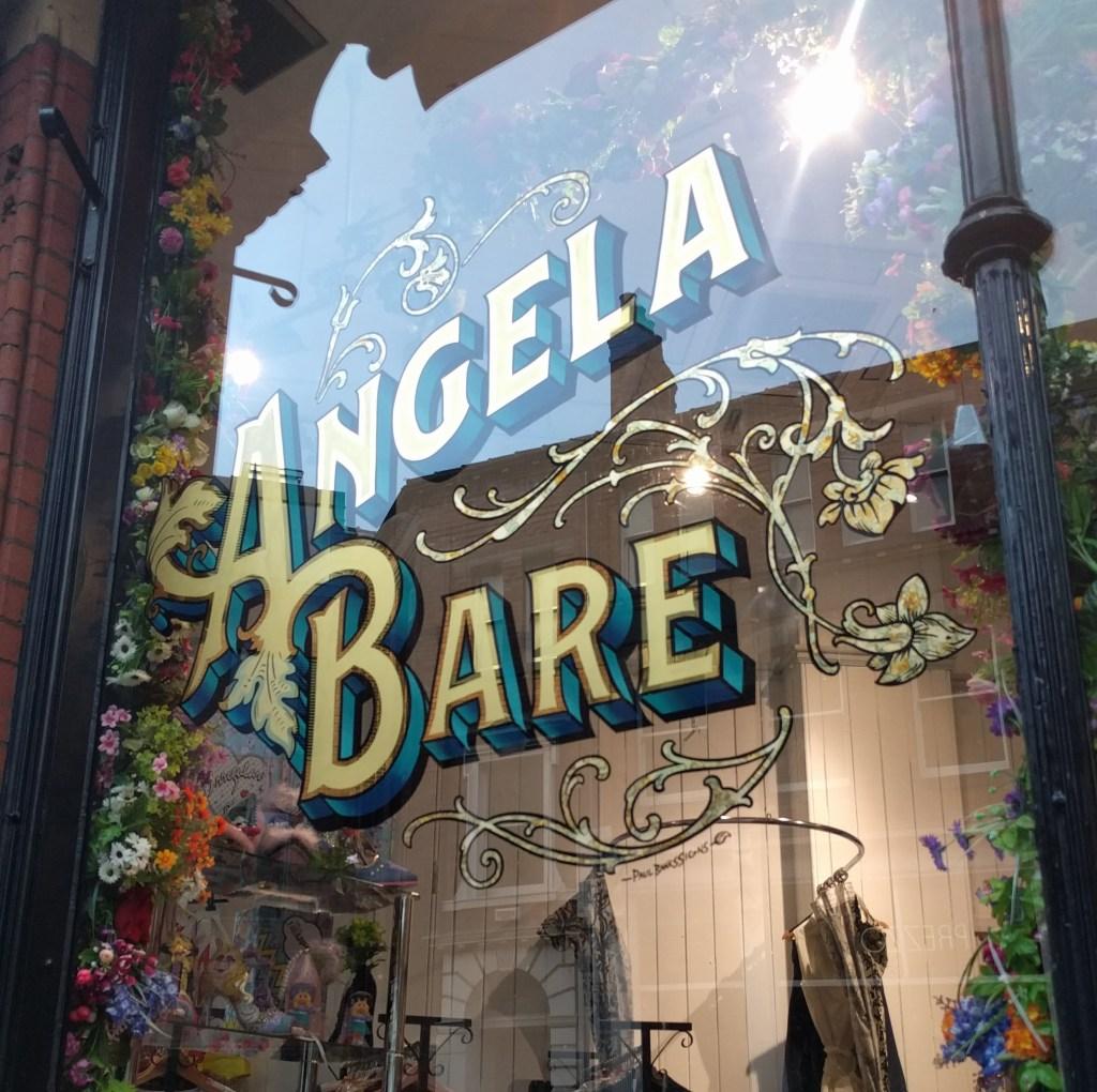 angela-bare-gold-leaf-sign-york