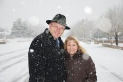 Snow in Lancaster