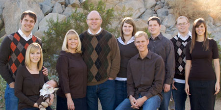 Chappell Family '09
