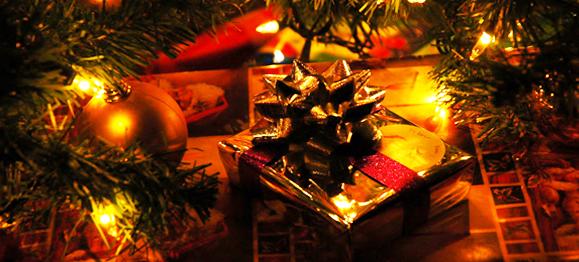 gift-under-tree