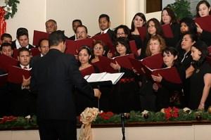 spanish-choir