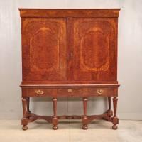 Antique Secretary Cabinet   Antique Furniture