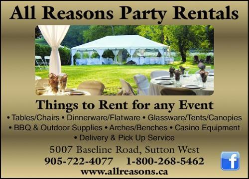 Paul\u0027s Halls - Keswick-Georgina Wedding-Party-Tent-Rentals-Tents
