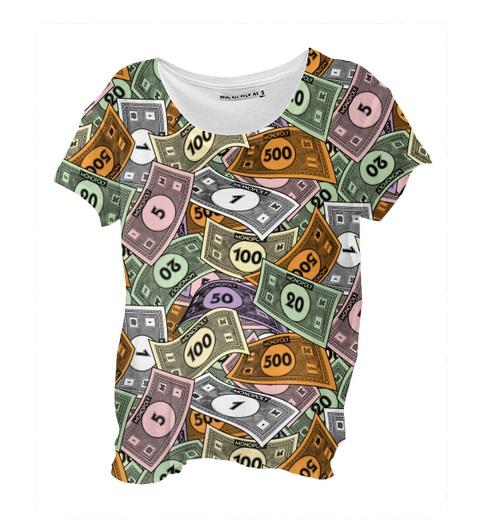 Pay Day Drape Shirt PAOM Paul S OConnor
