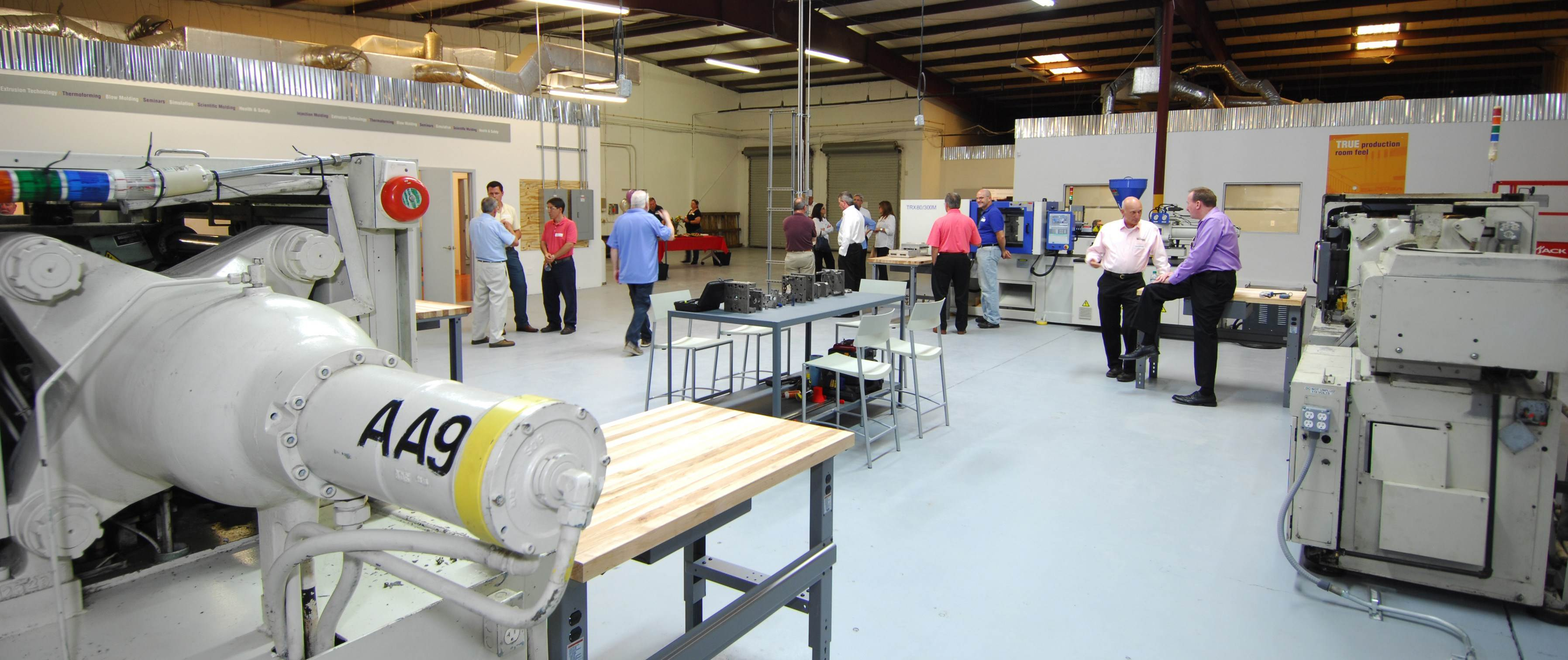 Paulson Plastics Academy Tech Center Tampa Florida