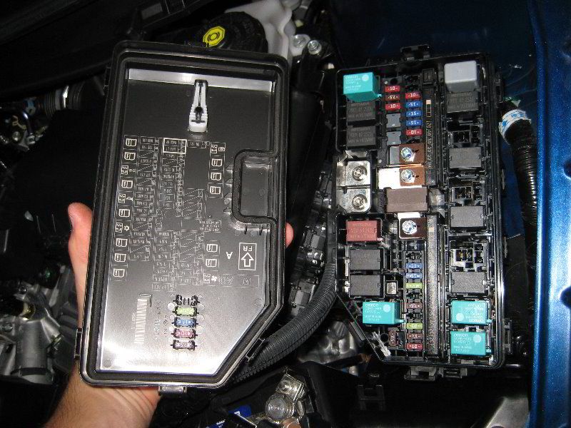 2012 Civic Fuse Box - Wiring Diagram Database