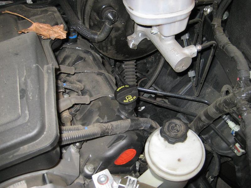 2004 dodge ram 1500 hemi fuel filter location