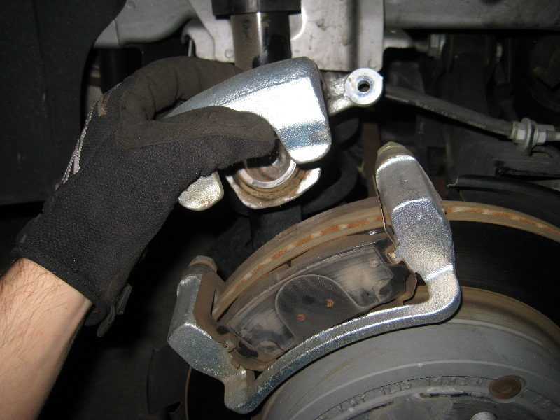 How To Install Replace Front Brakes Chevy Silverado Gmc