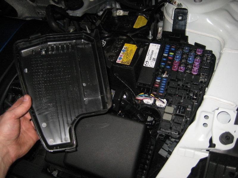 Mazda 5 Fuse Box Wiring Diagram