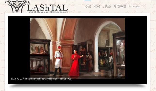 LAShTAL Screenshot